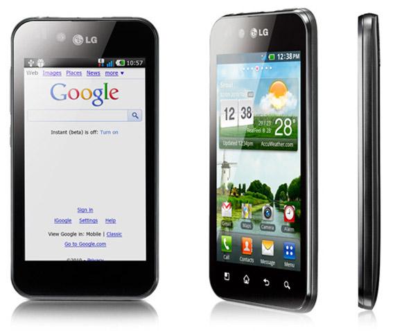 LG Optimus Black, Επιτέλους διαθέσιμη η ελληνική αναβάθμιση σε 2.3 Gingerbead