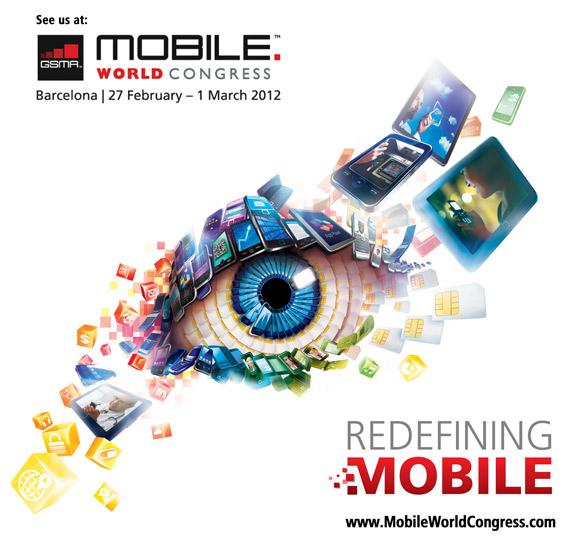 Έκθεση MWC 2012, Όλα τα μοντέλα smartphones και tablets που θα δούμε