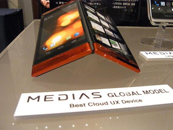 NEC Medias 2012