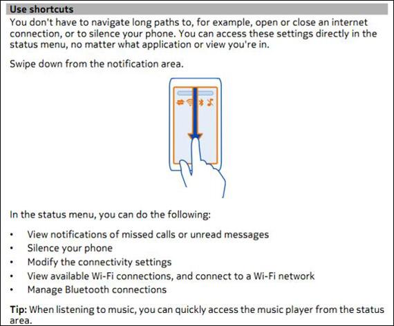Symbian Belle, Έτοιμα τα εγχειρίδια χρήσης, με το καλό και η αναβάθμιση