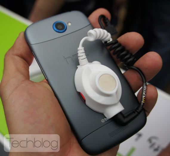 HTC One S, Πολύ λεπτό με σασί unibody και Beats Audio