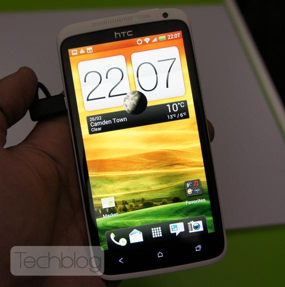 HTC One X, Με εκπληκτική κάμερα και τετραπύρηνο NVIDIA Tegra 3