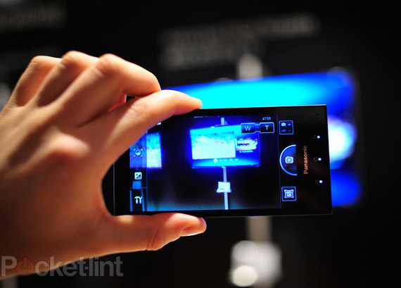 Panasonic Eluga, Φωτογραφίες live hands-on [μέρος 2ο]