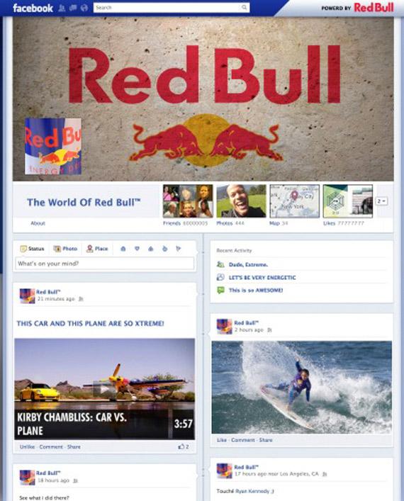 Facebook Timeline για εταιρικά Fan Pages
