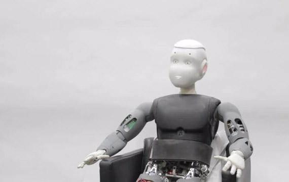 Romeo, Ανδροειδές ρομπότ ύψους 1.43 μέτρων