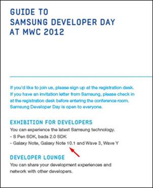 Samsung Galaxy Note 10.1 [φήμες]