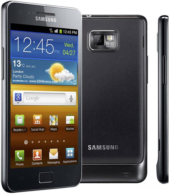 Samsung Galaxy S II v2, Με επεξεργαστή TI OMAP αντί για Exynos
