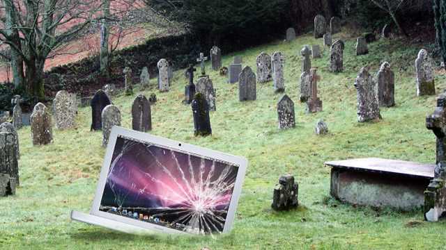 Αντίο στο λευκό MacBook