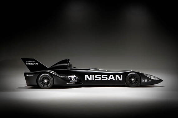 Nissan DeltaWing, Ένα όχημα που θα μπορούσε να οδηγεί ο Batman