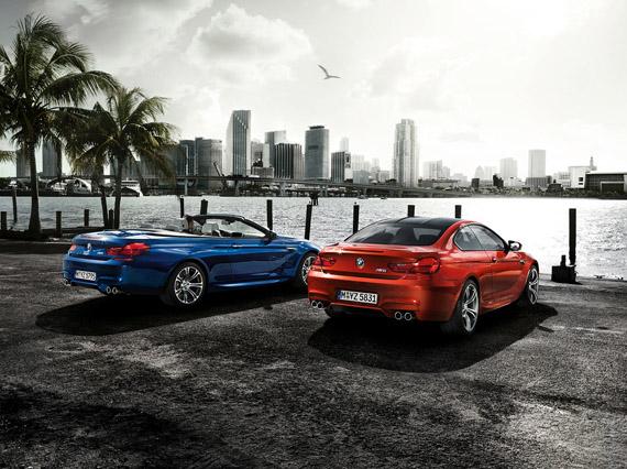 BMW Μ6 Coupe 2012, Το πιο γρήγορο coupe των Βαυαρών στη Γενεύη