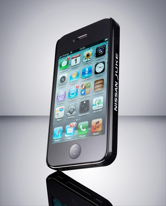 Nissan Scratch Shield iPhone case, Θήκη που