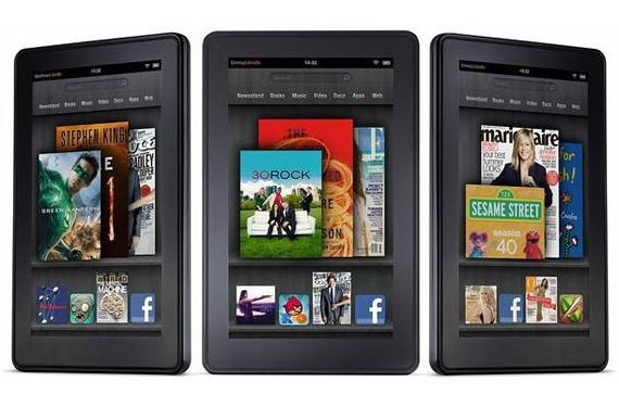 Kindle Fire, Τρία νέα μοντέλα μέσα στη χρονιά [φήμες]