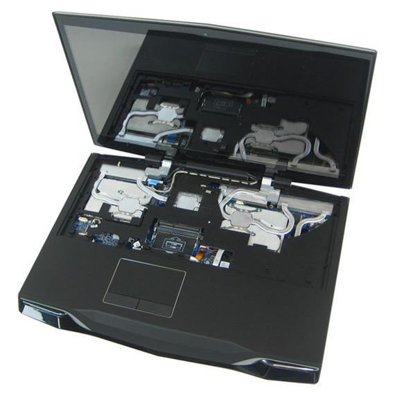 Asetek, Σύστημα υδρόψυξης για laptop