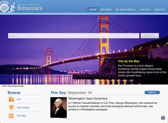 Τέλος εποχής για την εγκυκλοπάιδεια Britannica