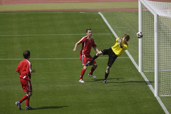 Σύστημα GoalRef, Ξεχάστε τις αμφισβητούμενες φάσεις στη γραμμή του γκολ
