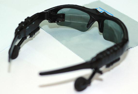 Lumus OE-31, Augmented reality με διαφανείς φακούς