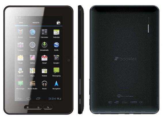 Micromax P300 ICS tablet, Από την Ινδία με αγάπη και 120 ευρώ
