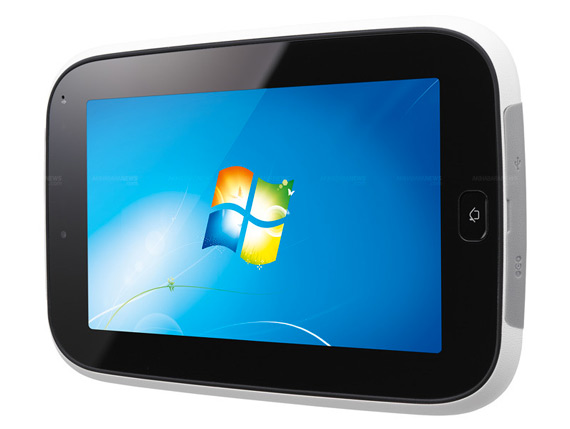 Mouse Computer LuvPad WN701, 7ιντσο tablet με Windows 7