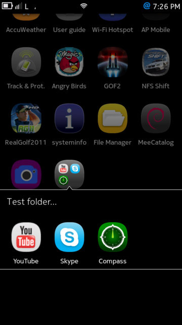 Nokia N9, Αναβαθμίστηκε σε PR1.2