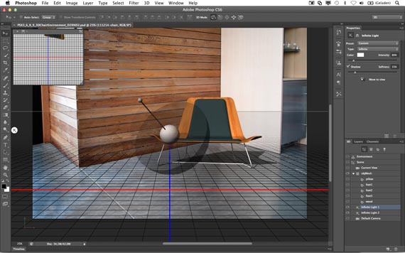 Adobe Photoshop CS6 Beta, Διαθέσιμο δωρεάν στο Adobe Labs