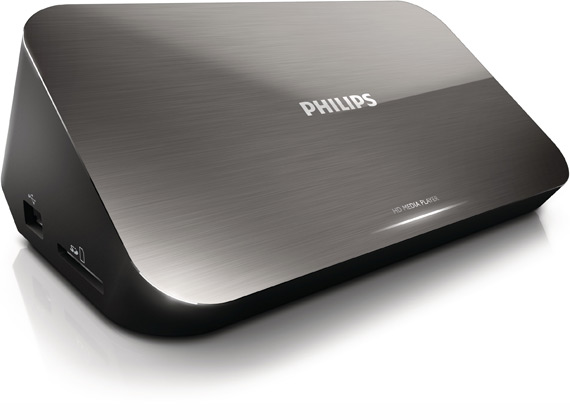 Philips HMP7001, Media player που μετα μορφώνει τη συμβατική TV σε SMART