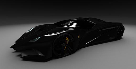 Ferruccio Lamborghini concept car