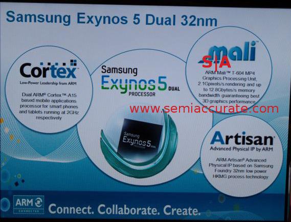 Διπύρηνος Cortex-A15 2GHz στα 32nm ο επεξεργαστής του Samsung Galaxy S III