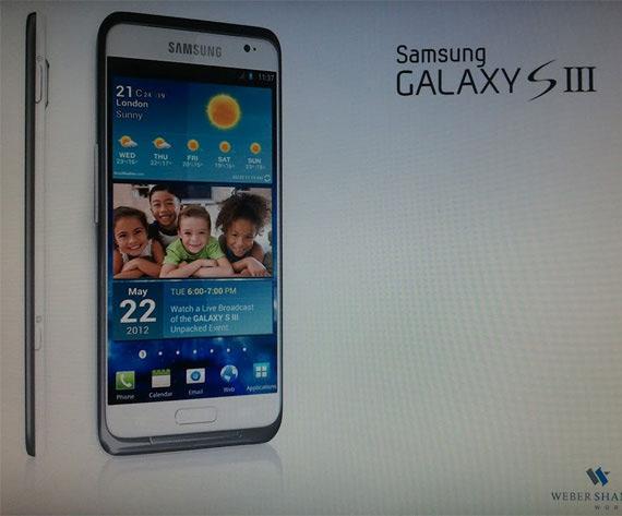Θα θέλατε να είναι έτσι το Samsung Galaxy S III;