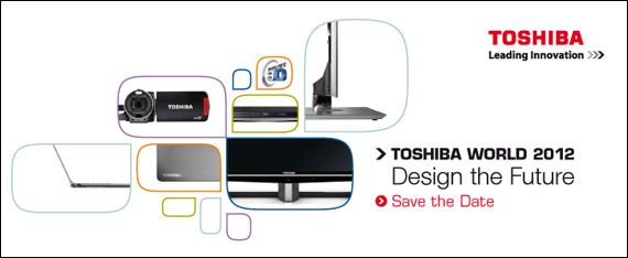Toshiba World 2012