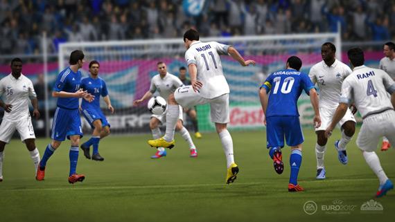 Παίξτε το UEFA Euro 2012 στο… FIFA 12!