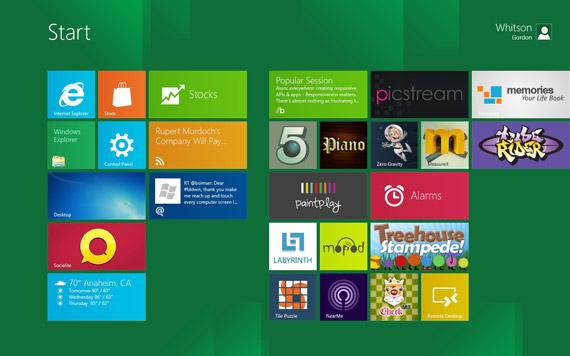 Windows 8 tablets, Τα πρώτα μοντέλα αναμένονται το Νοέμβριο