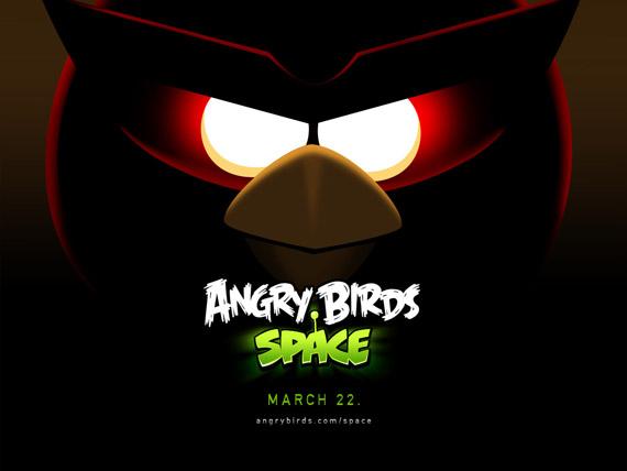 Angry Birds Space, Έφτασαν τα 10 εκατομμύρια σε τρεις ημέρες