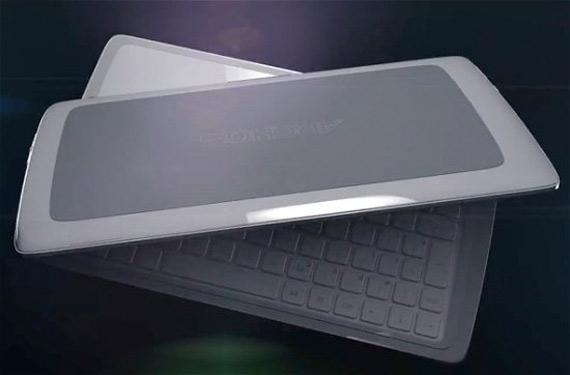 ARCHOS G10 xs, Νέα σειρά tablet με έξτρα πληκτρολόγιο à la ASUS Transformer