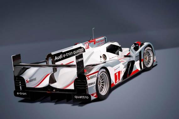 Audi R18 e-tron quattro, Το Le Mans θα είναι η μάχη των υβριδικών