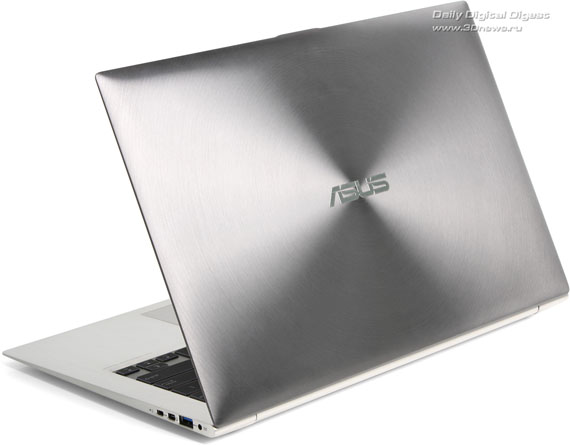Asus ZenBook UX31A και UX21A, Νέα Ultrabooks με επεξεργαστή Ivy Bridge