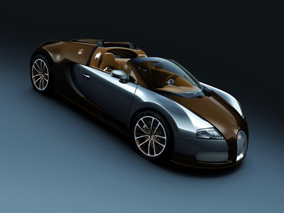 Bugatti Veyron 16.4 Grand Sport Vitesse, Την απολαμβάνεις και σε video