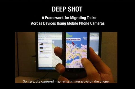 Google Deep Shot, Μία πατέντα για να χρησιμοποιούμε μία οθόνη αντί για πολλές