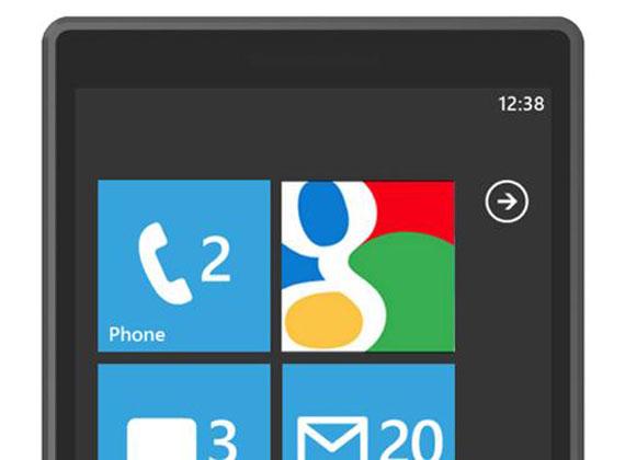 Google Search, Διαθέσιμη η αναζήτηση και στα Windows Phones