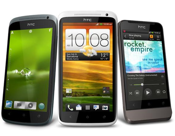 HTC One series, Ντεμπούτο στην ευρωπαϊκή αγορά