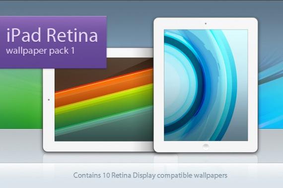 10 Retina Wallpapers για να αναδείξετε το νέο σας iPad