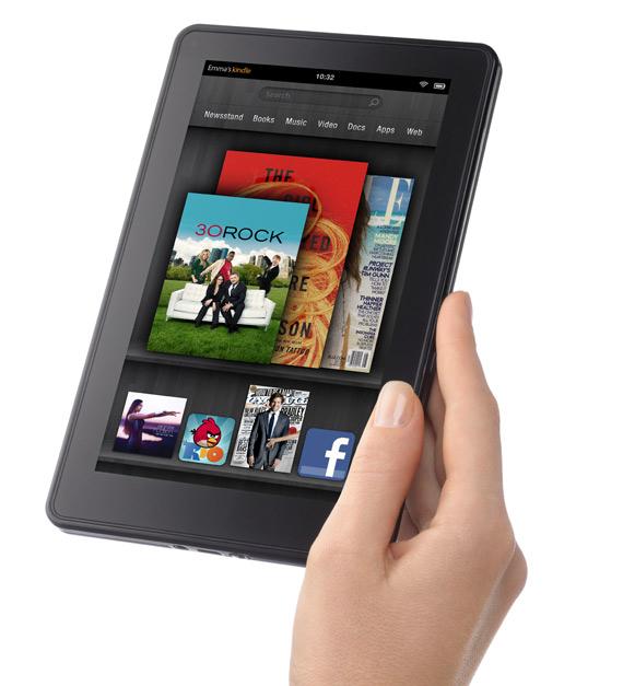 Kindle Fire, Δύο νέα μοντέλα ετοιμάζονται για να αντιμετωπίσουν τον ανταγωνισμό [φήμες]