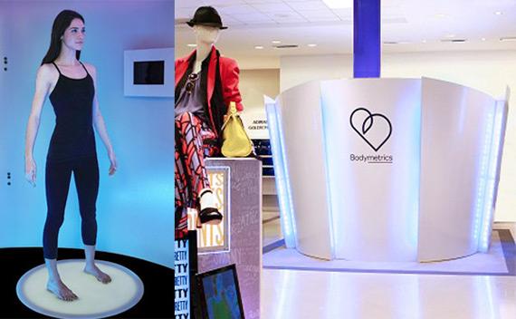 Kinect Bodymetrics, Διάλεξε ρούχα χωρίς να τα δοκιμάσεις