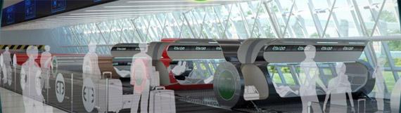Evacuated Tube Transport Technologies, Νέα Υόρκη - Πεκίνο σε δύο ώρες χωρίς πτήση!