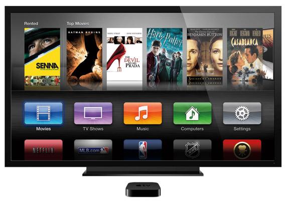 Νέο Apple TV με υποστήριξη 1080p