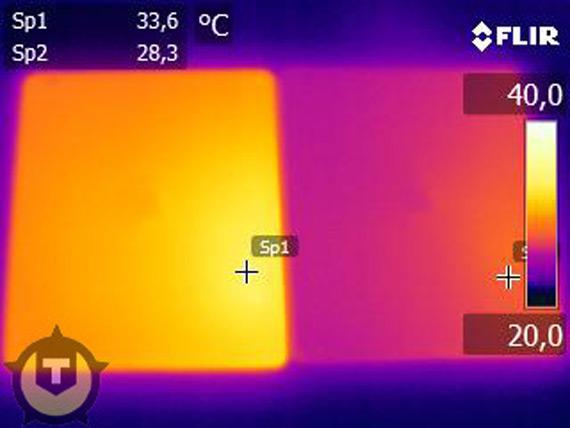 Το νέο iPad αναπτύσσει 5 βαθμούς υψηλότερη θερμοκρασία σε σχέση με το iPad 2