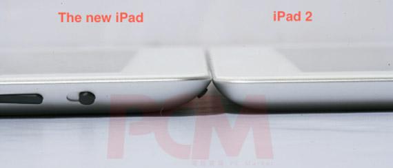Νέο iPad, Δείγμα βίντεο και φωτογραφιών +κόντρα με το iPad 2
