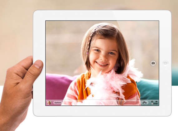 Νέο iPad με οθόνη Retina και τετραπύρηνη επεξεργασία γραφικών A5X
