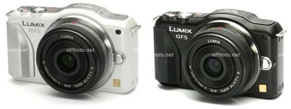 Panasonic Lumix GF5, Διαρροή στοιχείων και φωτογραφιών