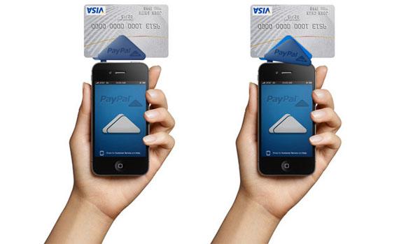 PayPal Here, Ένα gadget που κάνει το smartphone ταμειακή μηχανή