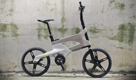 Peugeot DL 122, Ένα στιλάτο ποδήλατο με θέση για το laptop σας